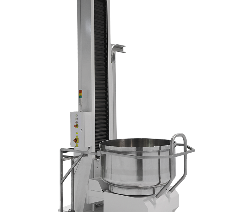 BKD-E Endüstriyel Tip Kaldırma Devirme Makinesi