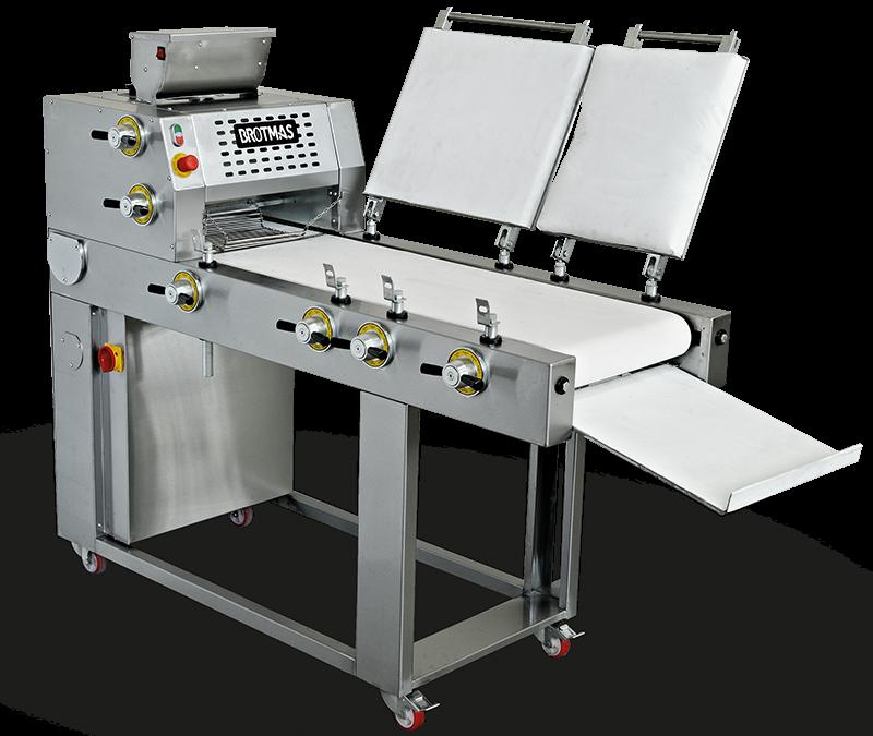 BSV-C Çift Yastıklı Uzun Şekil Verme Makinesi